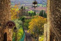 THINK about living in Umbria / A collection of images of the beautiful italian region Umbria, the green heart of Italy. Why not go and live in Umbria? :)