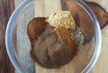 Spices n dressings
