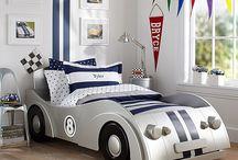 Bejby / postel