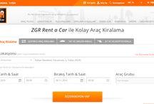 ZGR Rent A Car / ZGR Rent a Car, her türlü sorunuz ve merak ettiğiniz tüm konulardaki detayları, profesyonel ekibi ile müşteri memnuniyetini esas alarak cevaplar. Ekonomik açıdan müşterilerine en uygun çözümleri sunar ve bütçeniz dahilinde en iyi hizmeti verir. https://www.zgr.com.tr