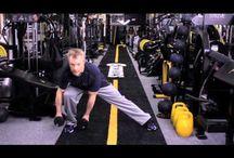 Exercícios físicos / Para o bubum