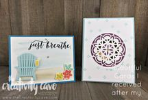 Stampin Up's Eastern Palace Suite