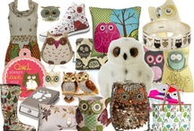 Owls, owls, everywhere. / by Jennifer Parker