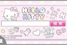 Sanrio <3 / Yokoso Sanrio Fans!! / by Grace P.
