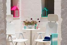 Nardi_rilassanti salva-spazio / tavoli e sedie pieghevoli
