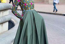 African print