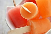 Ice creams and Popsicles