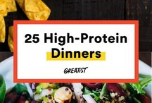 High Protein Meals