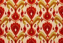 Fabric  / by Ashley Owens