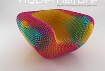 Next Design / HyperNature 2.0  generative algorithms and morphogenesis design