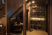 Wine cellars and bars