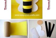 Kids art and crafts