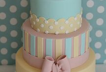 Cakes Baby Shower