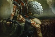fantasy & dark art, i found stunning