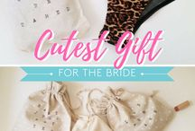 DIY Bridal Shower Ideas / Fun bridal shower ideas that you can do with your bridesmaids.