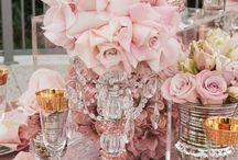 Wedding Reception- Table Decor