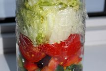 Recipes - Lunch ideas / by Lisa Newport