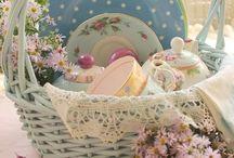 A peek in the basket