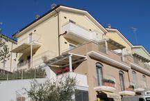 """Complesso residenziale-commerciale """"Via G.Falcone"""" - Fermo / Complesso residenziale-commerciale """"Via G.Falcone"""" - Bretella di S.Caterina - Fermo"""