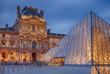 Spots I have been to in  Paris