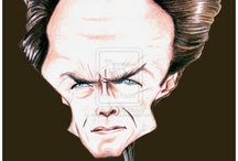 My work-Caricature-Movies / caricatures by diego abelenda http://xeeme/DiegoAbelenda