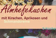 Tartas y más postres alemanes