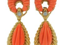 Vintage jewelry / Vintage smykker