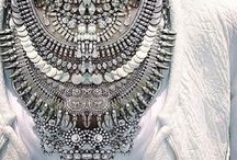 Jewels / our love for ethnic and antique jewelry.