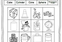 Math- Geo solids