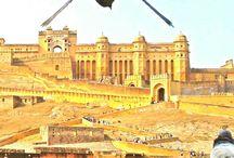 Pink City, Jaipur, Rajasthan