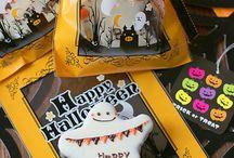 wrapping idea [Halloween]