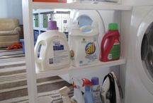 Laundry room / by Lucy Ward