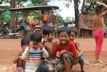 Travel to Cambodia / With a history that is both inspiring and shocking, Cambodia delivers an intoxicating present. Full of life and love the Khmer people are some of the most positive you will meet.