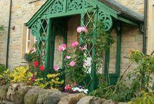 Engelse cottages