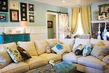 living room / by Minon Frye