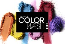 Sephora Color Wash / #SephoraColorWash / by Angel Chu