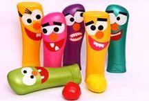 Brinquedos Reciclagem ♻