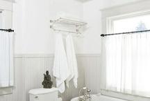 Badezimmer / Vorhangideen für das Badezimmer