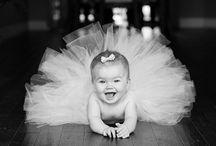 Les bébés que j'adore. / Infants I like. / by C.