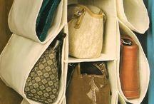 çanta dolabı