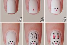 Easter Nail Designs (that I maybe can do)