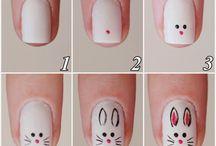 Inspirações para unhas