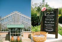 Matthaei Botanical Gardens Weddings