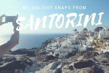 Inspiration for Greece