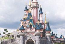 Disneyland-Childhood dream
