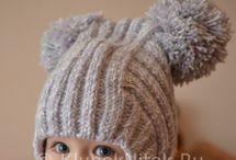 деткам вязание