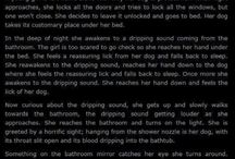 Creepy Things~ / Just some creepy stuff that facinates me ~^^