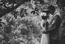 • Black and White • / by Rebekah Firmin