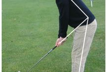 Golf Swing Training / To improve your golf game try golf swing training excercises and drills to play better golf.