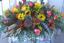Decoration flowers / Ideas for next years arrangement  / by Penny Fortenberry